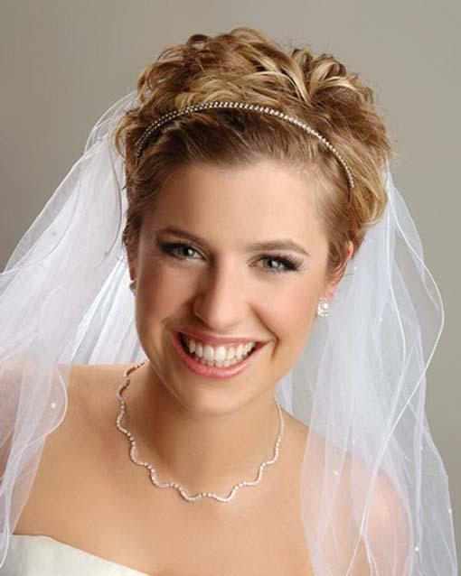 Krátkovlasé nevěsty ... - Obrázek č. 21