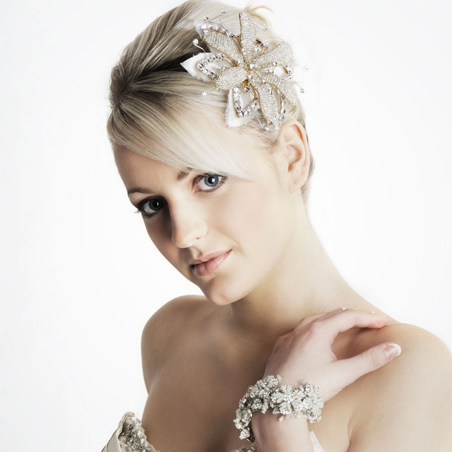 Krátkovlasé nevěsty ... - Obrázek č. 24