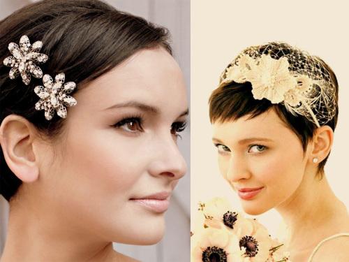 Krátkovlasé nevěsty ... - Obrázek č. 25