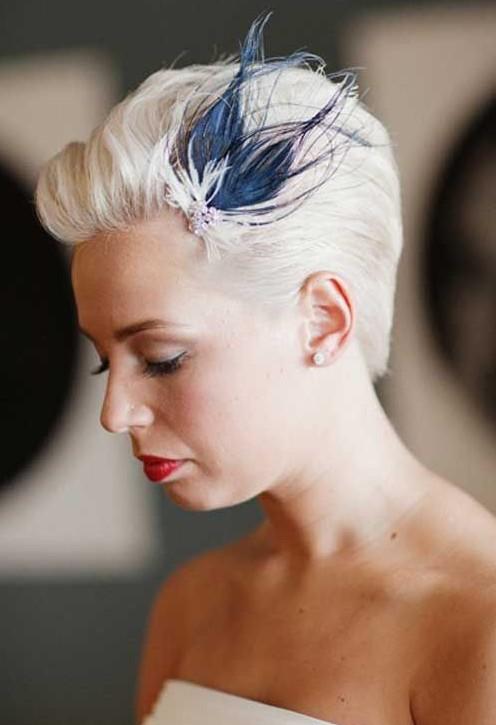 Krátkovlasé nevěsty ... - Obrázek č. 26