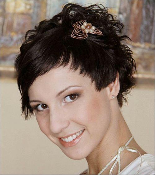 Krátkovlasé nevěsty ... - Obrázek č. 28