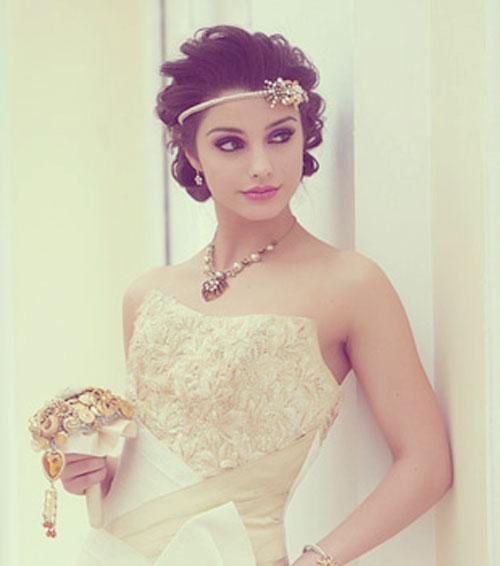 Krátkovlasé nevěsty ... - Obrázek č. 29