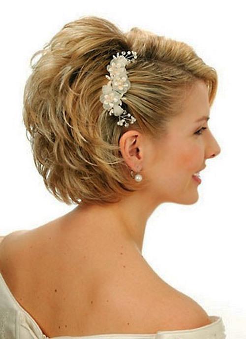 Krátkovlasé nevěsty ... - Obrázek č. 31