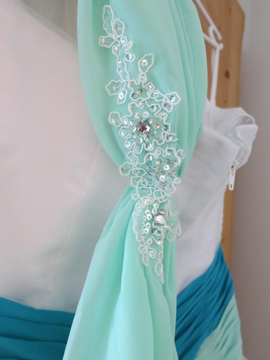 Svadobné/ spoločenské šaty - Obrázok č. 4