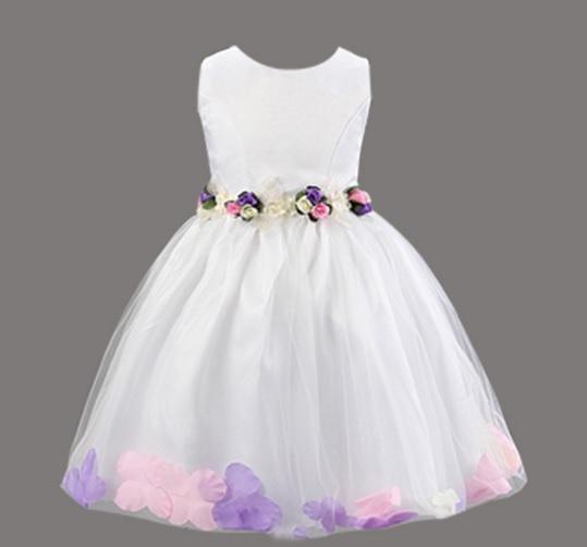 Družičkovské šaty pro 16 měsíční holčičku - - Dru... 8a544e823b