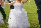 Detske šaty na svadbu, 98