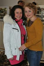 Moje svědkyně s dcerou