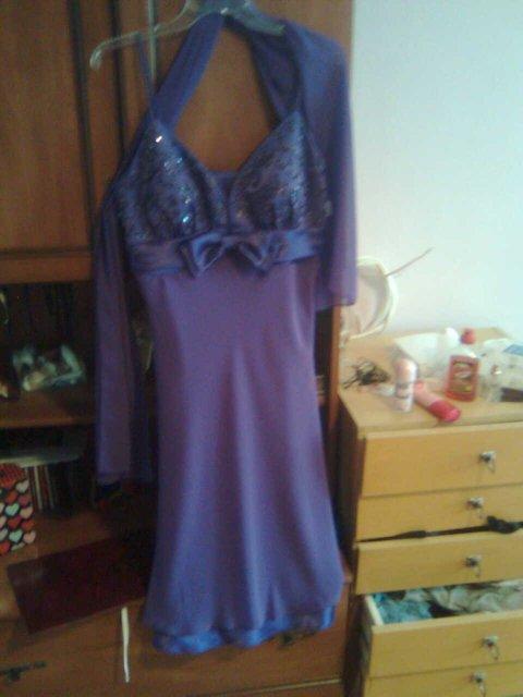 Ooooo šaty utkané z jahodovej peny - uz su doma a su krasne