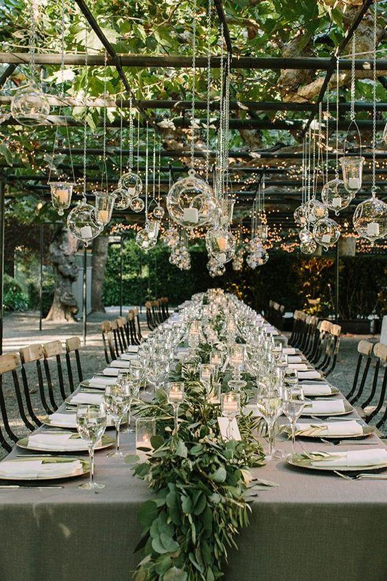 Svatební stolování, dekorace a další - Obrázek č. 3