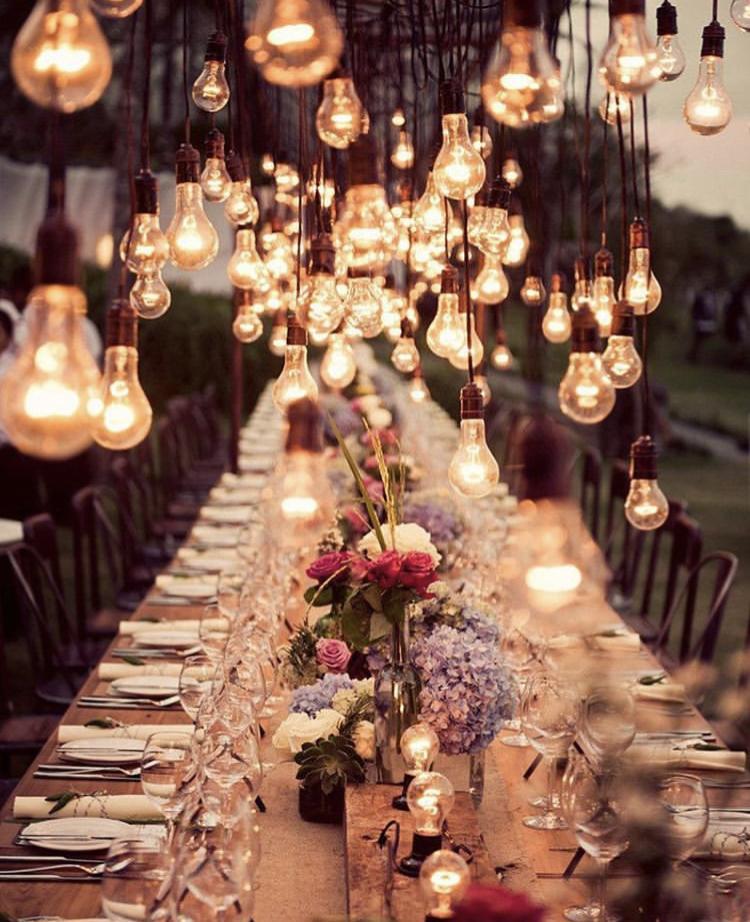 Svatební stolování, dekorace a další - Obrázek č. 1
