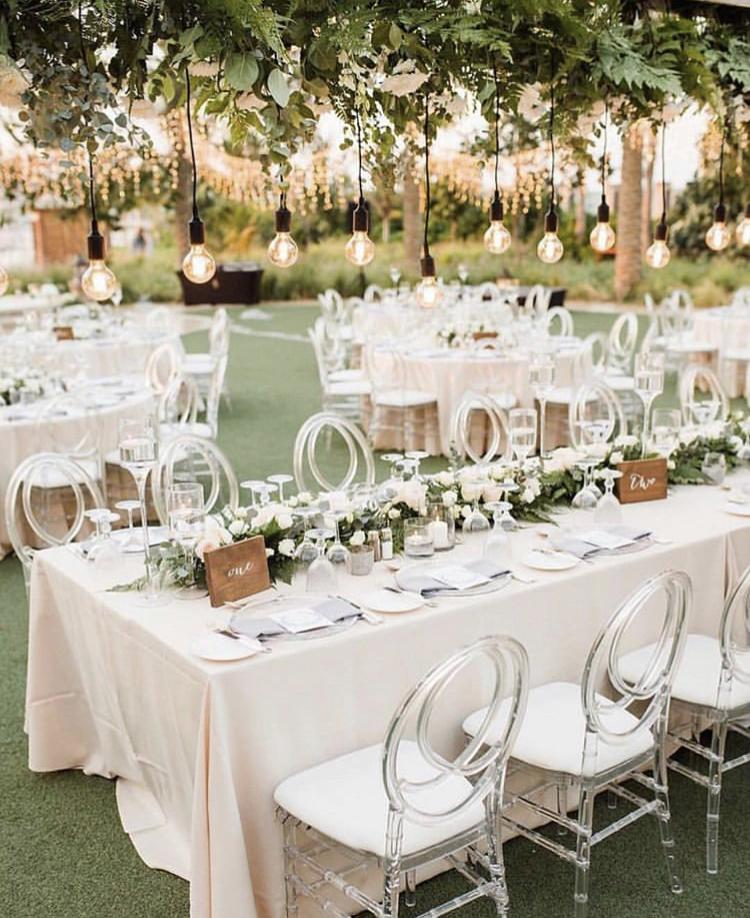 Svatební stolování, dekorace a další - Obrázek č. 13