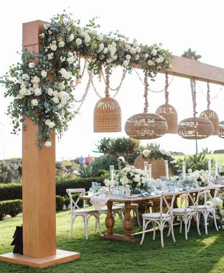 Svatební stolování, dekorace a další - Obrázek č. 19