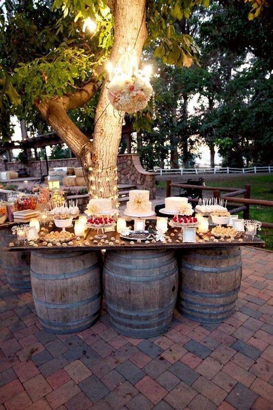 Svatební stolování, dekorace a další - Obrázek č. 59