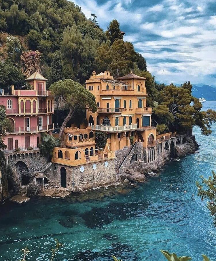 Romantická místa - zásnuby či dokonce svatba? - Portofino