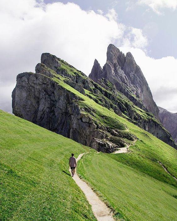Romantická místa - zásnuby či dokonce svatba? - Itálie - Dolomity