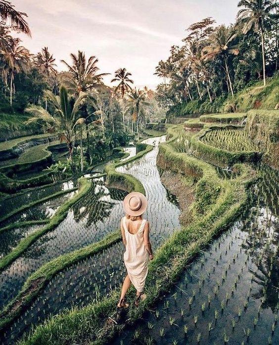 Romantická místa - zásnuby či dokonce svatba? - Bali