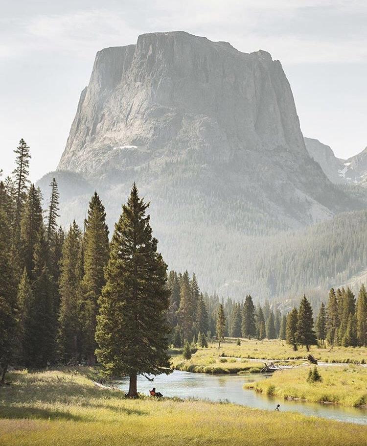 Romantická místa - zásnuby či dokonce svatba? - Wyoming
