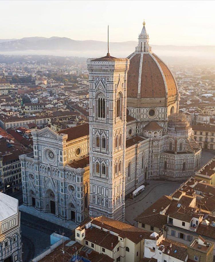 Romantická místa - zásnuby či dokonce svatba? - Florence - Itálie