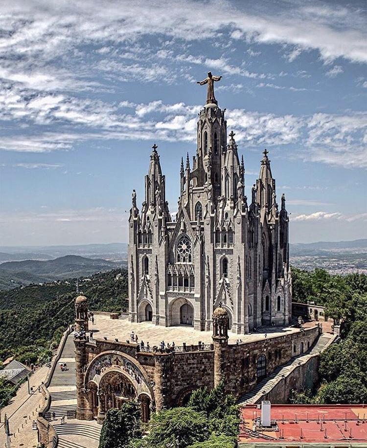 Romantická místa - zásnuby či dokonce svatba? - Barcelona - Španělsko