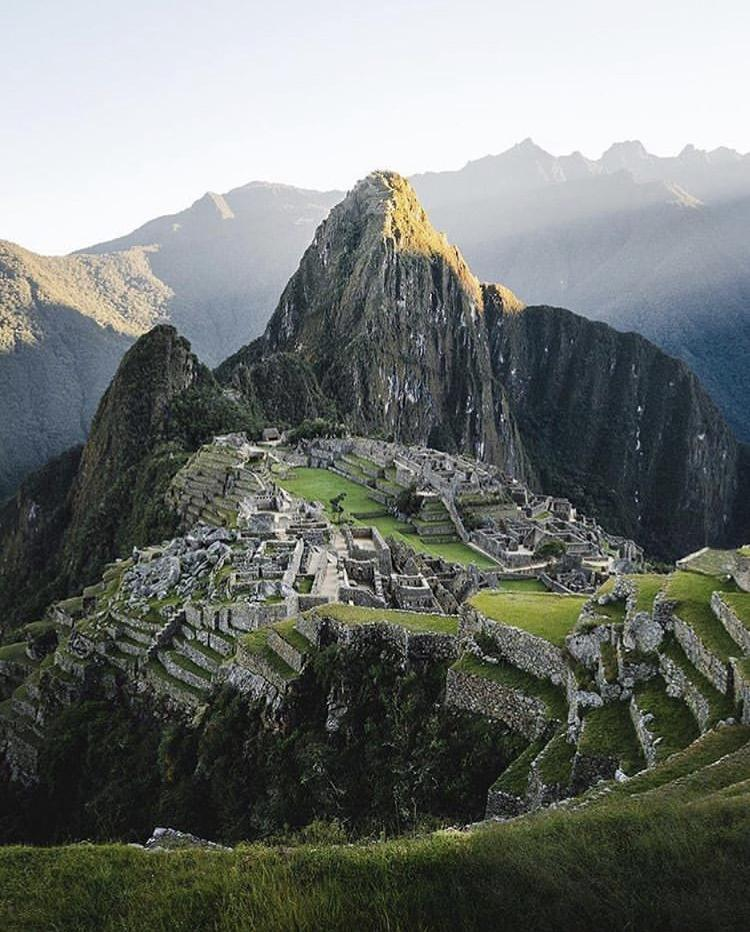 Romantická místa - zásnuby či dokonce svatba? - Machu Picchu - Peru