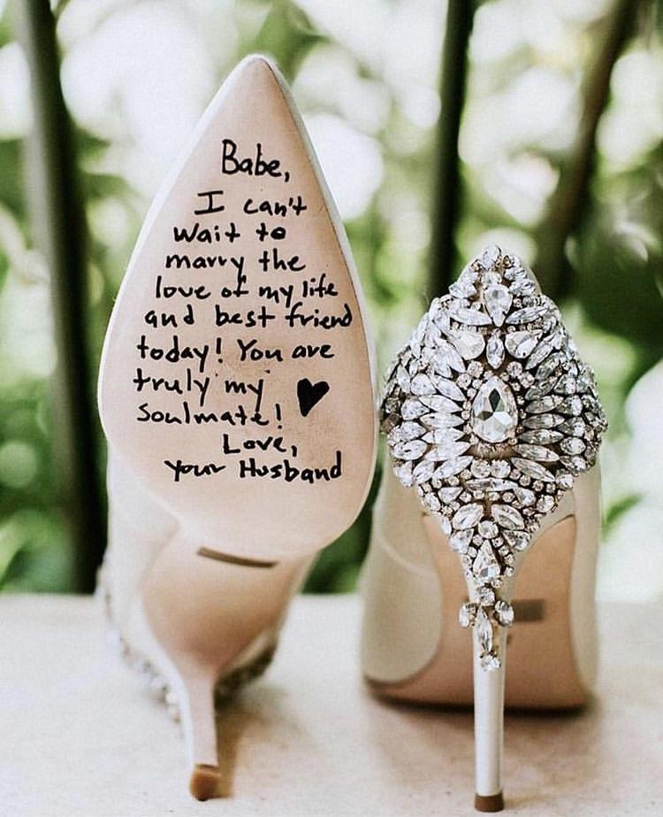 Svatební střevíčky - Obrázek č. 1