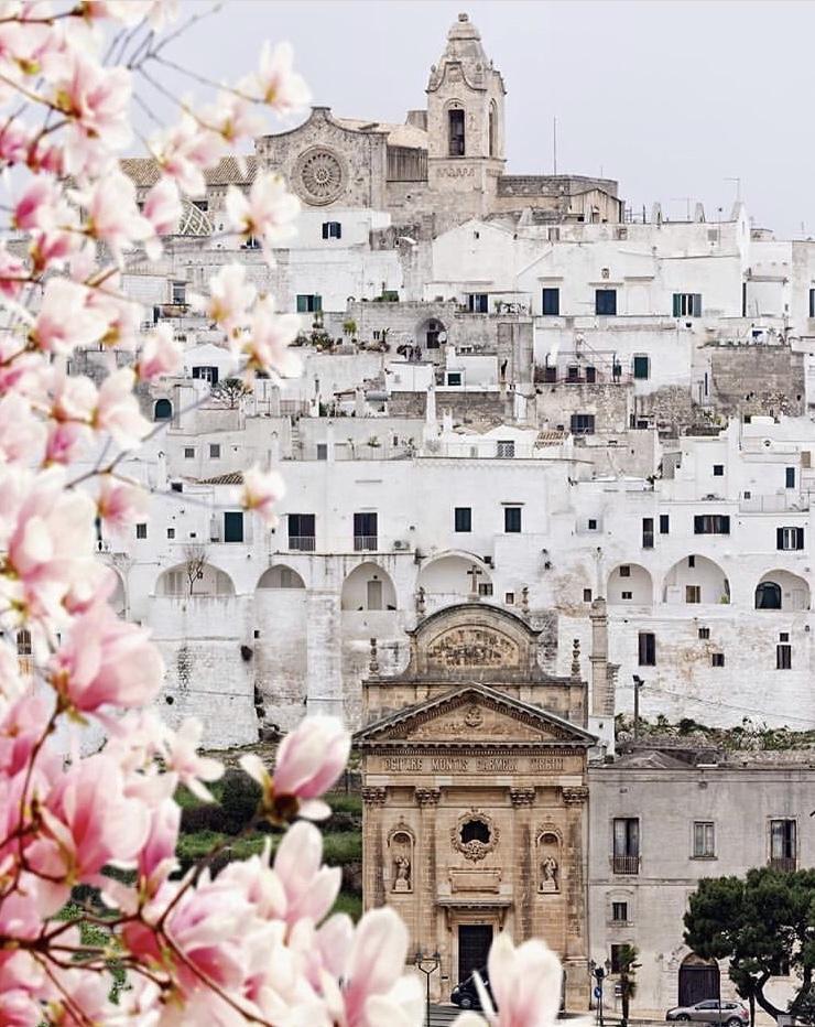 Romantická místa - zásnuby či dokonce svatba? - Matera - Itálie