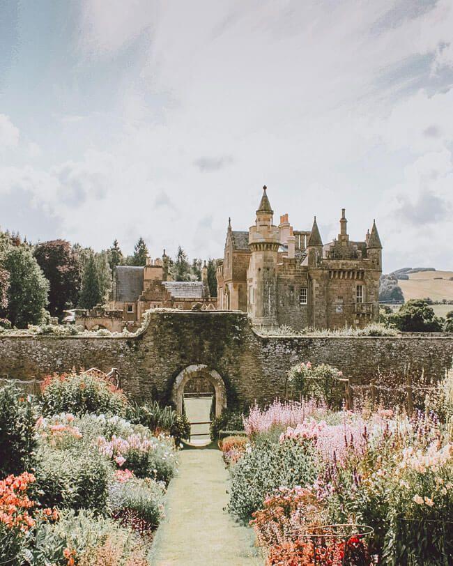 Romantická místa - zásnuby či dokonce svatba? - Skotsko