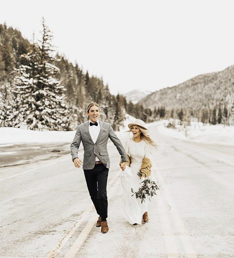 Svatba v zimě ala Sněhurčina pohádka - Obrázek č. 3