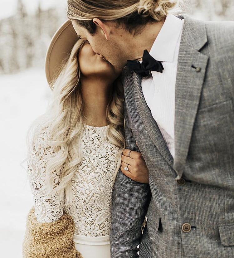Svatba v zimě ala Sněhurčina pohádka - Obrázek č. 2