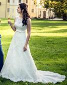 Romanticke svadobne saty od Maggie Sottero, 38