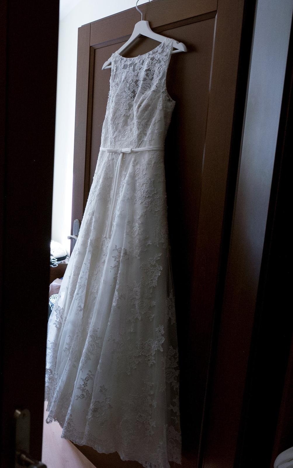 Romanticke svadobne saty od Maggie Sottero - Obrázok č. 2