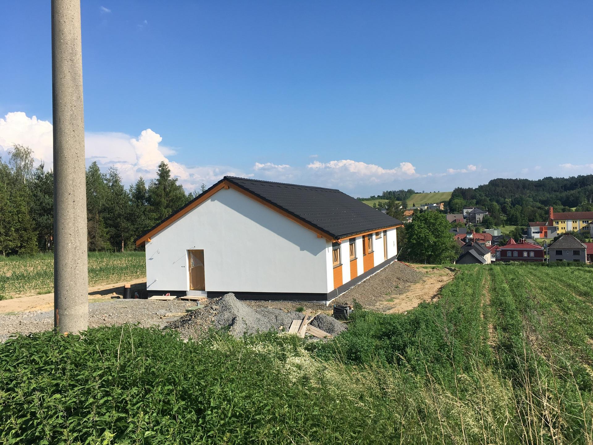 Naše stodola - Obrázek č. 1