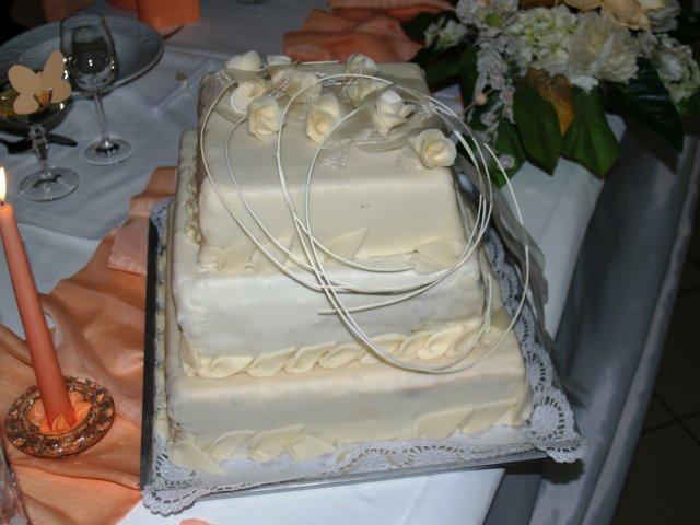 Macka{{_AND_}}Romanko - výborná torta od krstnej