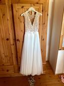 Svatební šaty ala víla, 36
