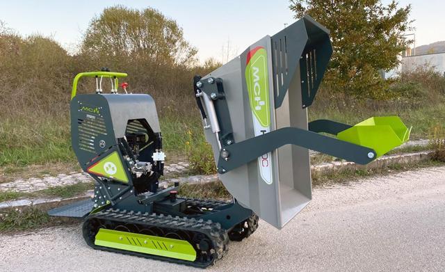 Skvelé a profesionálne mini-dumpre MCH. Talianská kvalita záruka 2 roky bez obmedzenia motor-hodín. Ľahké a kompaktné stroje ktoré odnesú oveľa viac ako by ste čakali. Možnosť zaťaženia od 500 do 850 KG podľa typu stroja. Viac na www.mchpower.sk alebo www.mini-bagre.sk . Sme tu s vami už 5 rokov. - Obrázok č. 3