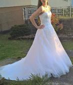 Originál svadobné šaty Pronovias Olybeth, 38