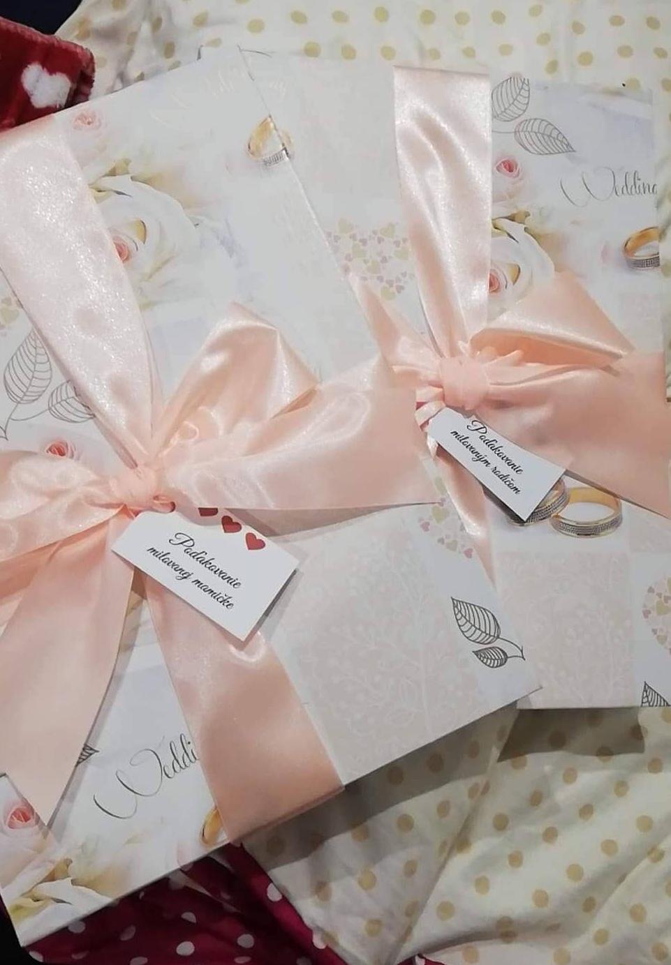 Plánovanie toho nášho najkrajšieho DŇA  :-) - Darčeky pre rodičov :-)