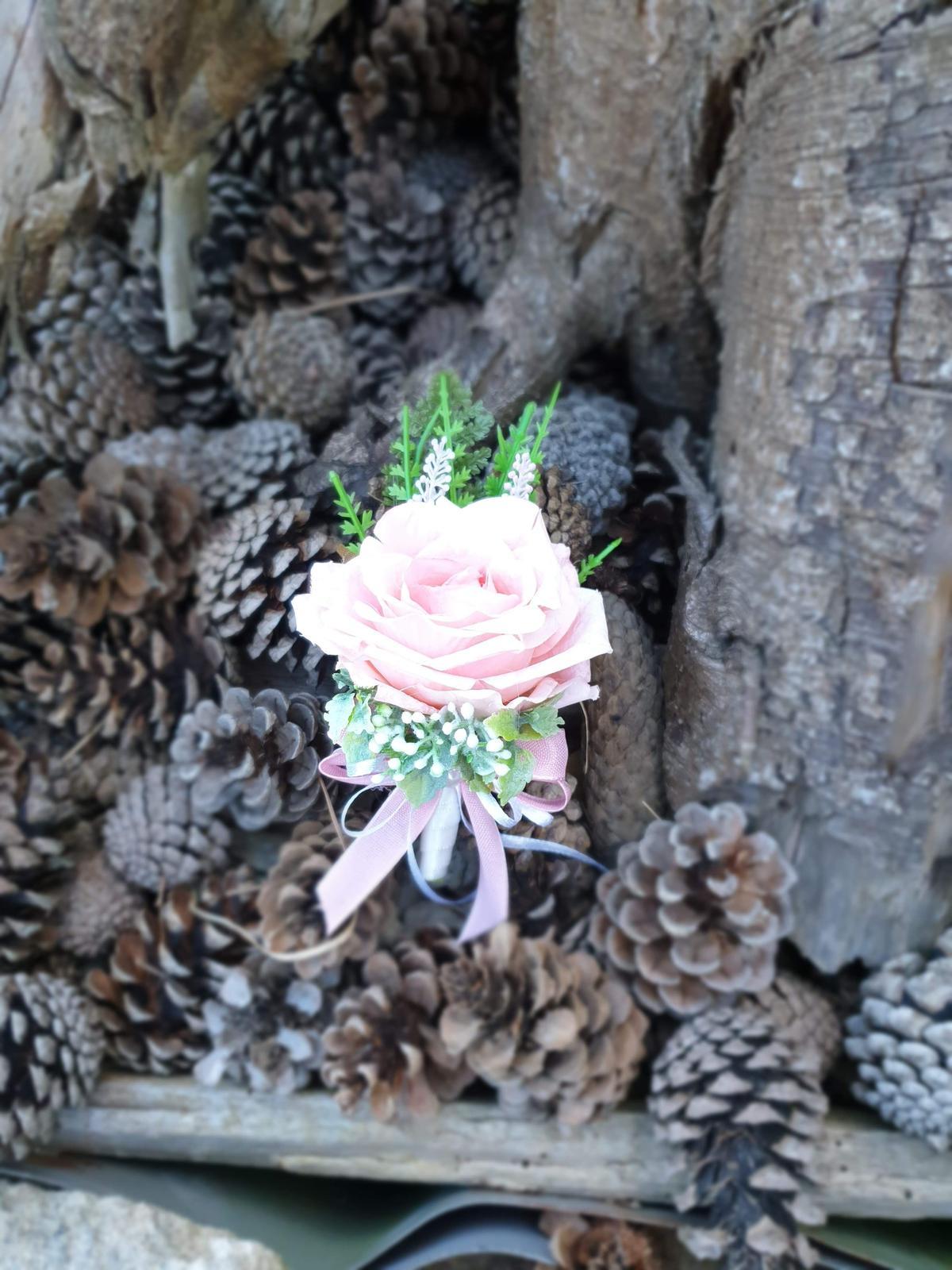 Svadobná kytica  - Obrázok č. 4