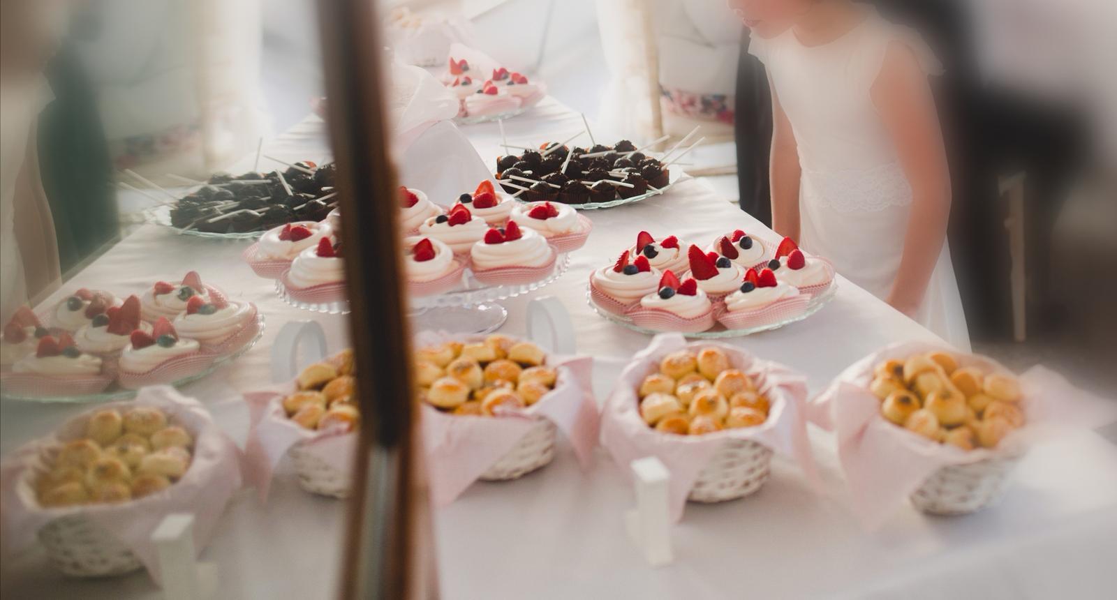 Candy bar v hoteli Hradná brána - Obrázok č. 1