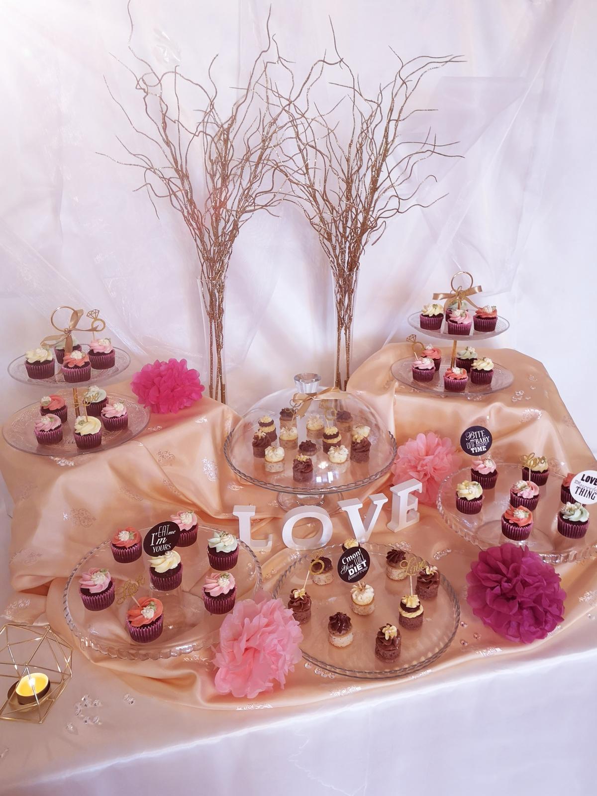 Prenájom - Candy bar set 1015 - Obrázok č. 1