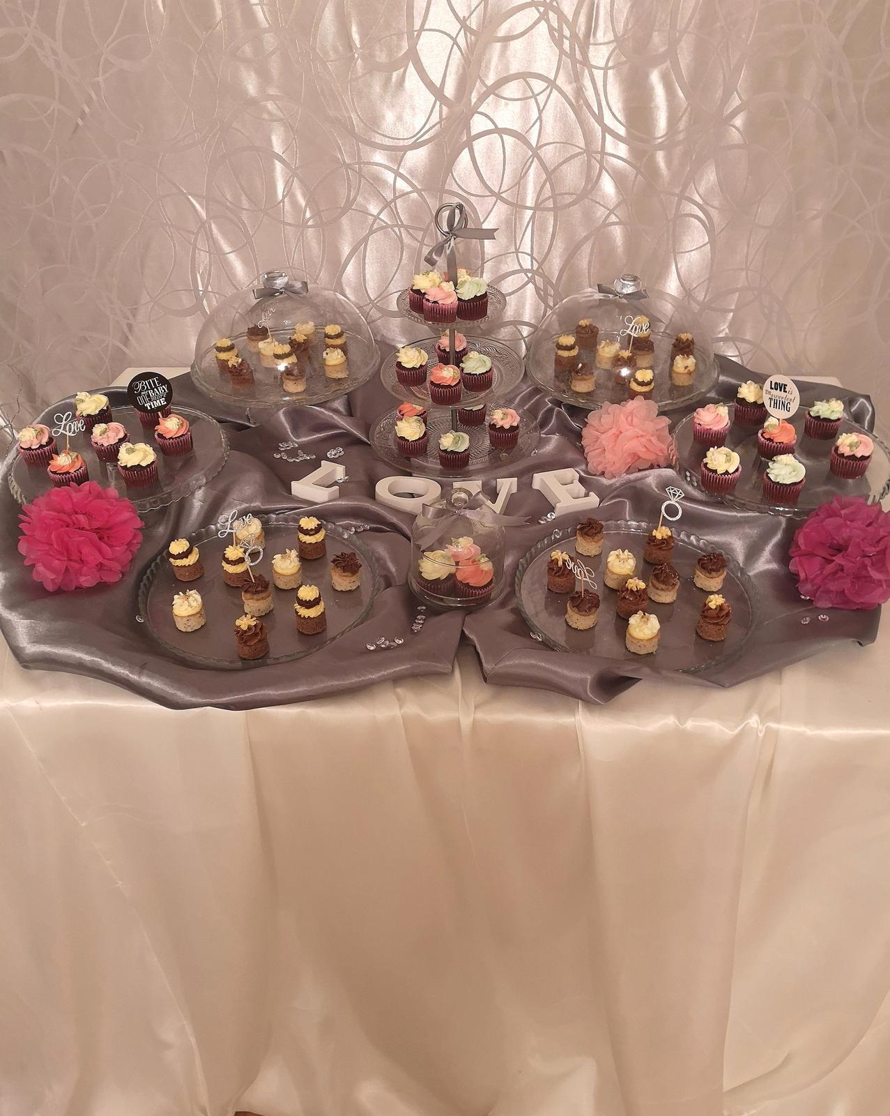 Prenájom - Candy bar set 1020 - Obrázok č. 1