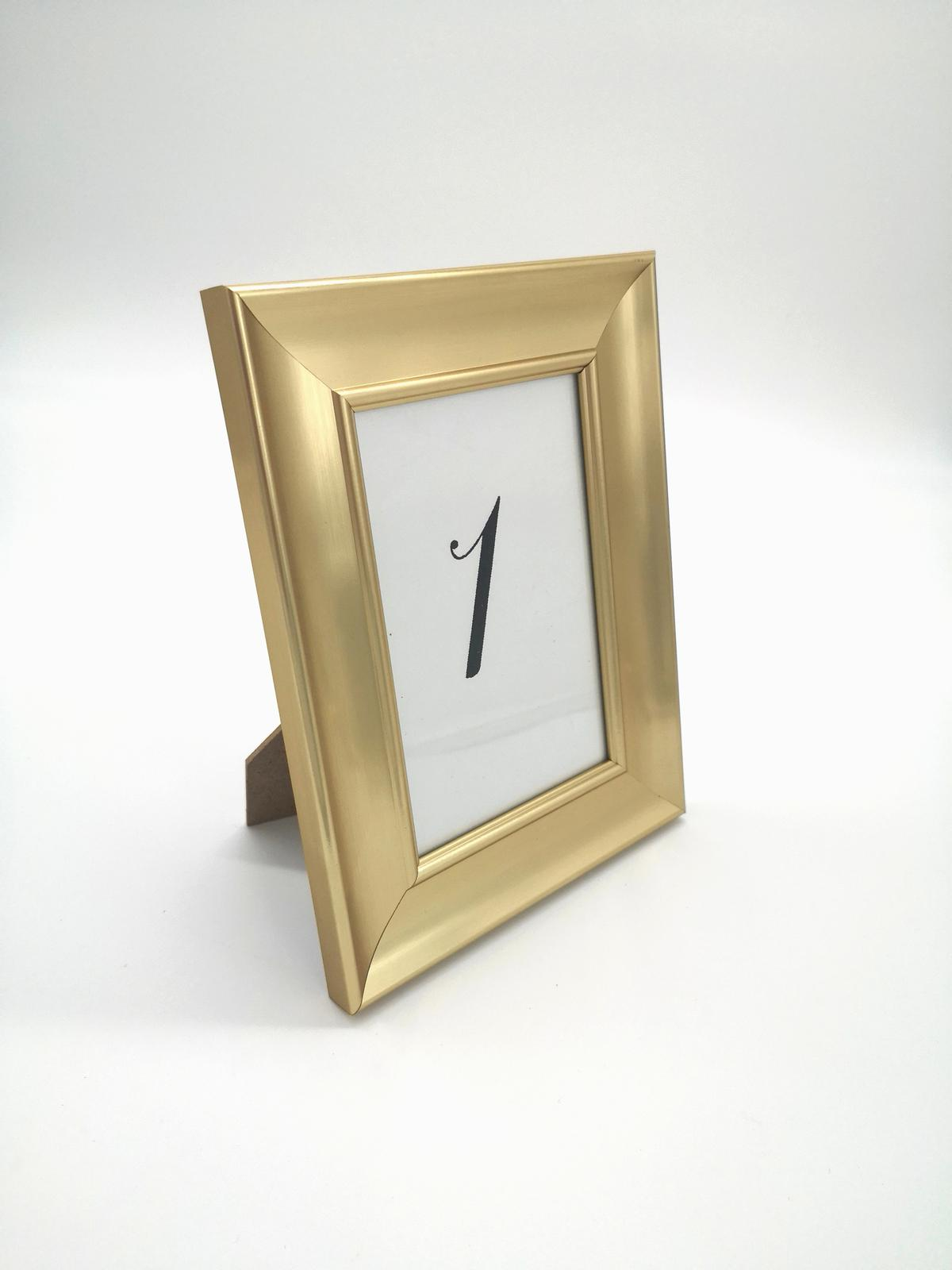 Prenájom - Velký rám zlatý - Obrázok č. 1