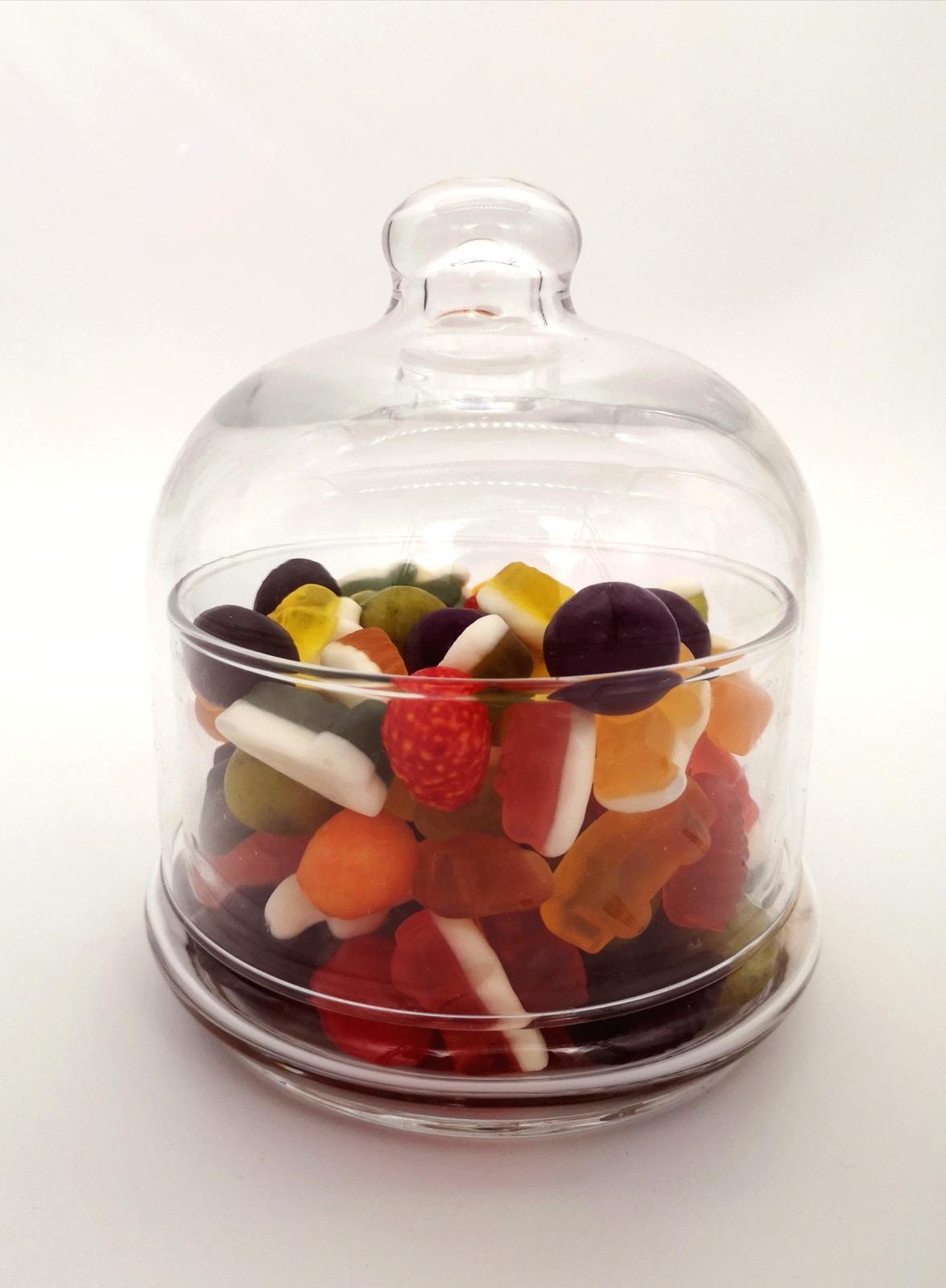 Prenájom - Nádobka na cukríky 13,4 cm - Obrázok č. 1