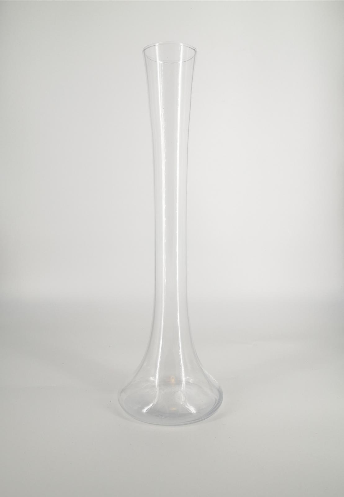 Prenájom - Úzka vysoká váza 40 cm - Obrázok č. 3