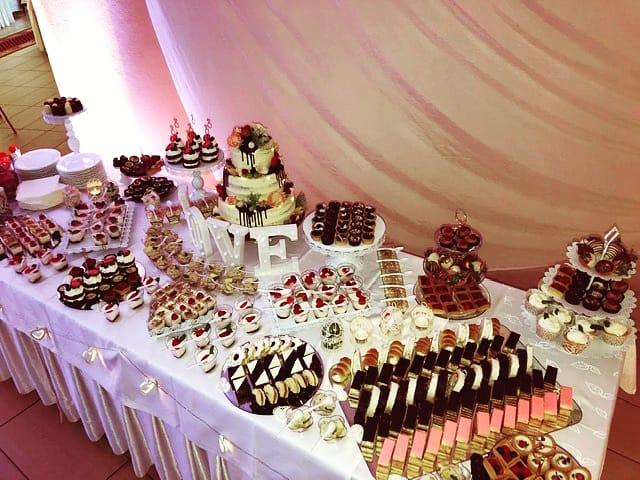 Svadobný candy bar - Obrázok č. 1