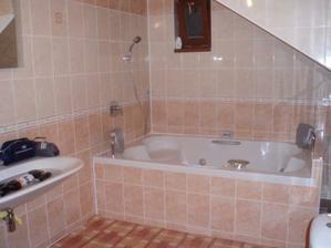 koupelna s výřivkou