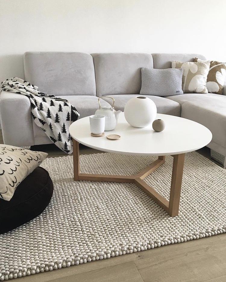 Ručne tkaný vlnený koberec - Obrázok č. 1