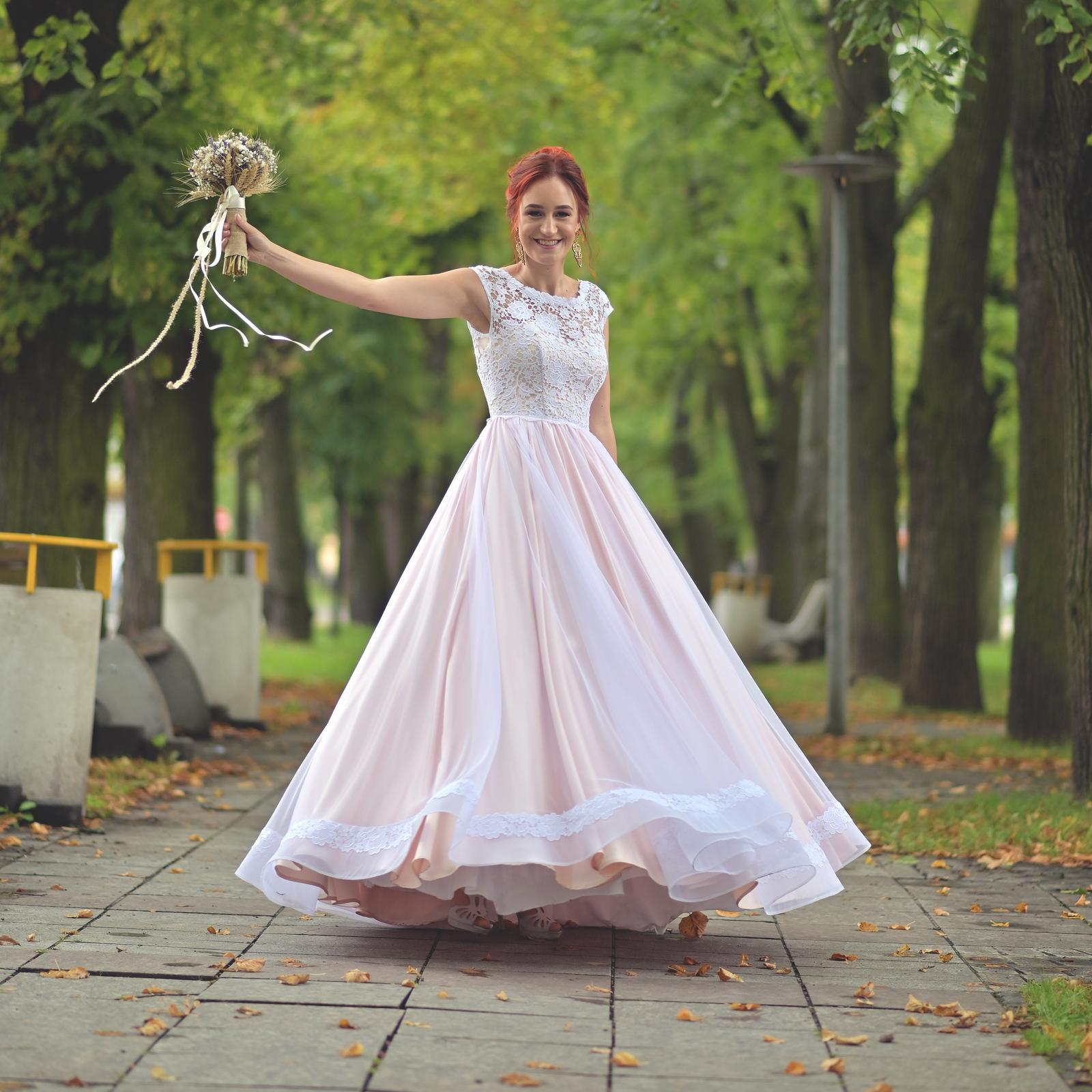 Svadobné šaty Irian Sam - Obrázok č. 1