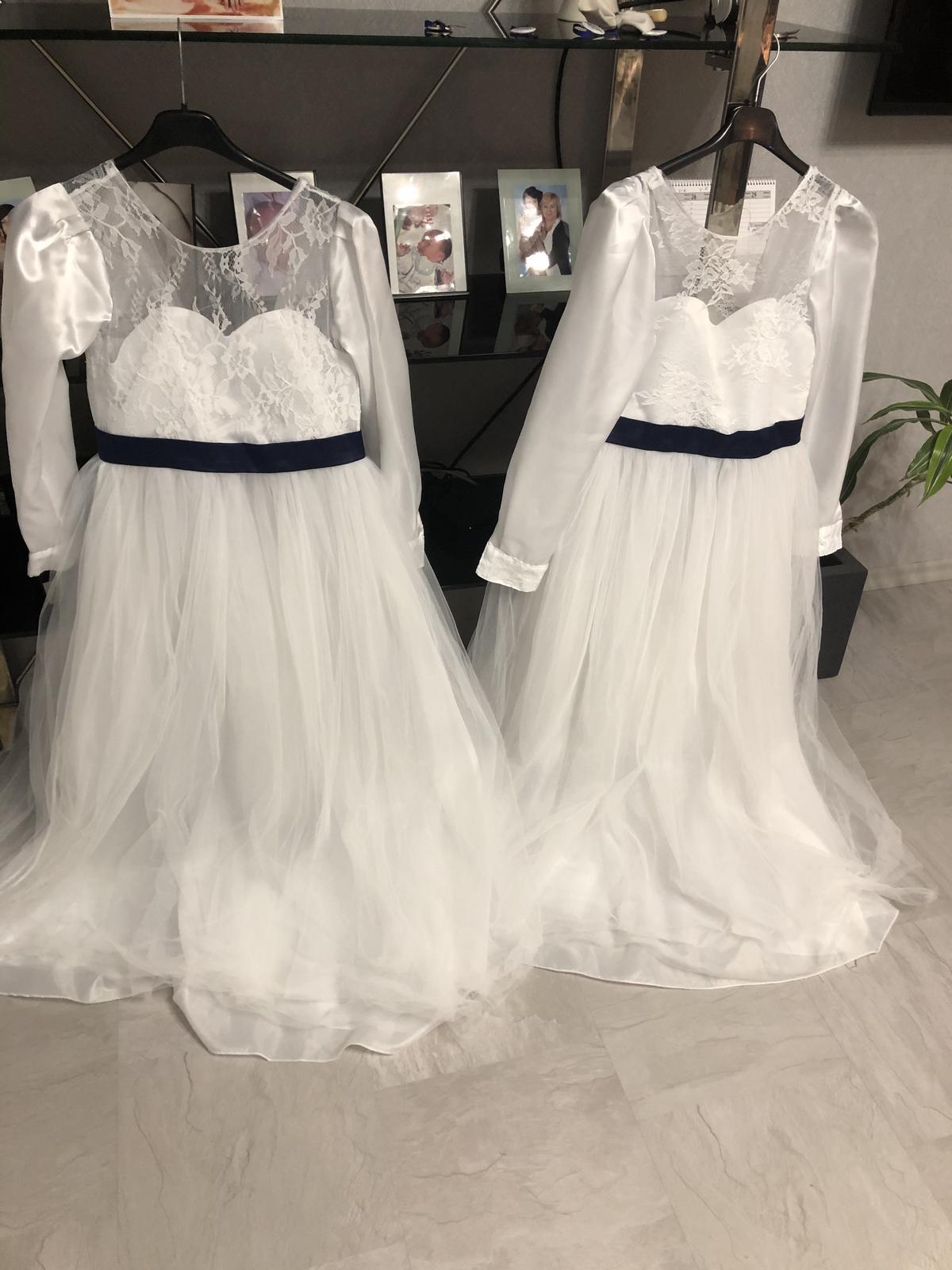 Modro bílá svatba - Obrázek č. 1