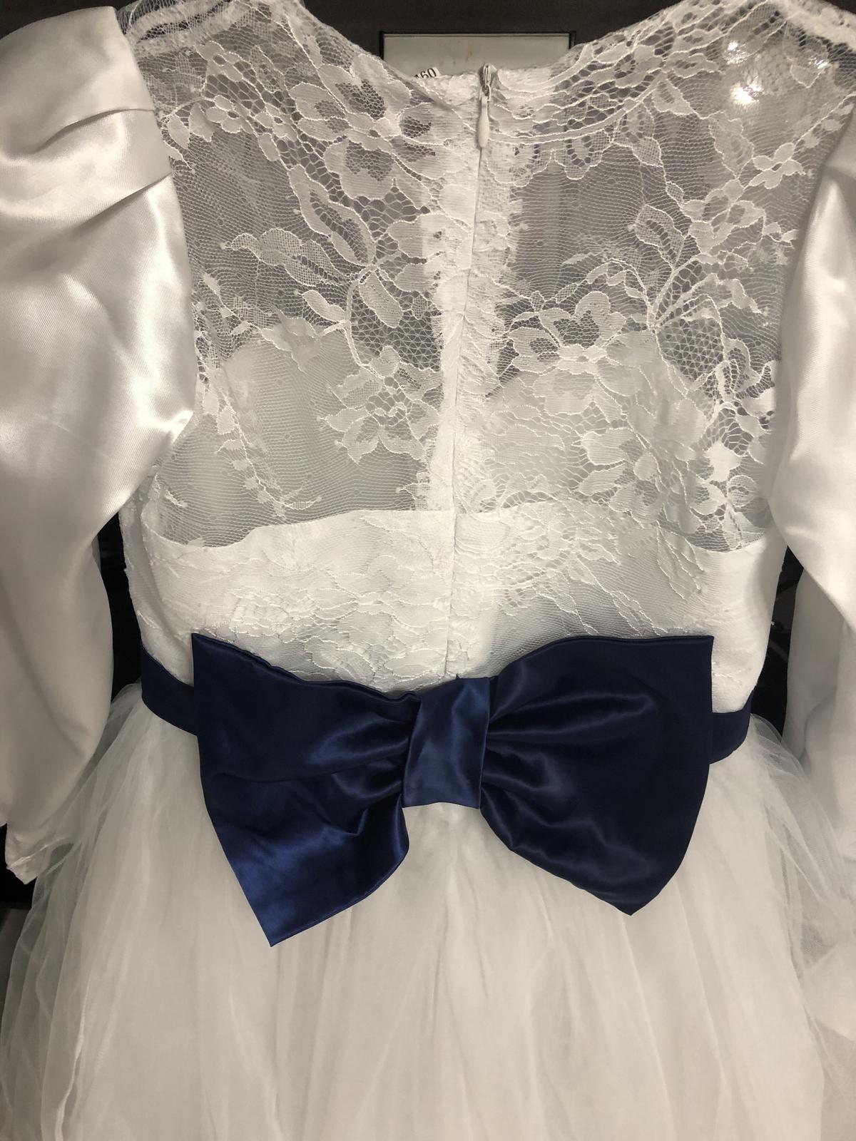 Modro bílá svatba - Obrázek č. 2